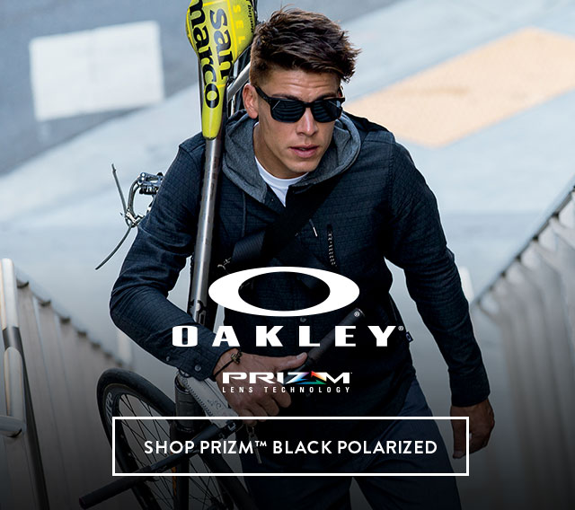 OO Prizm Black - Sunglass Hut Hong Kong